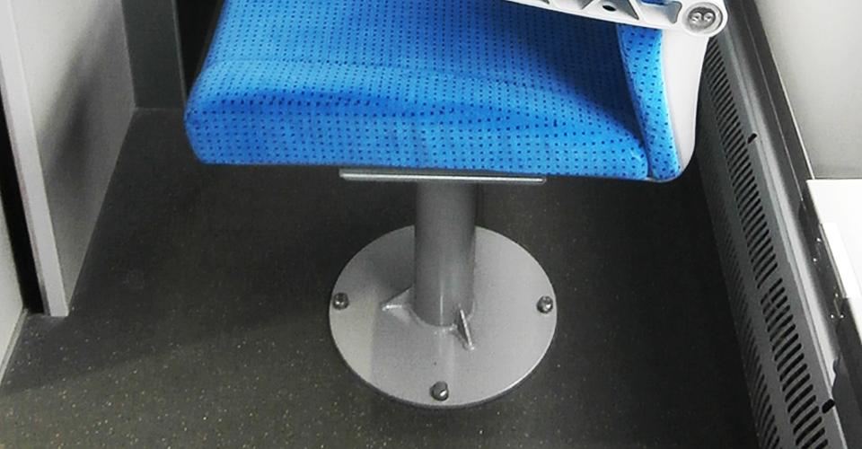 driver seat base | Astromet
