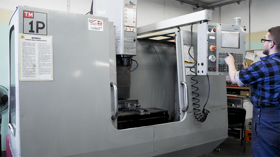 frezowanie CNC   Astromet   Leszno