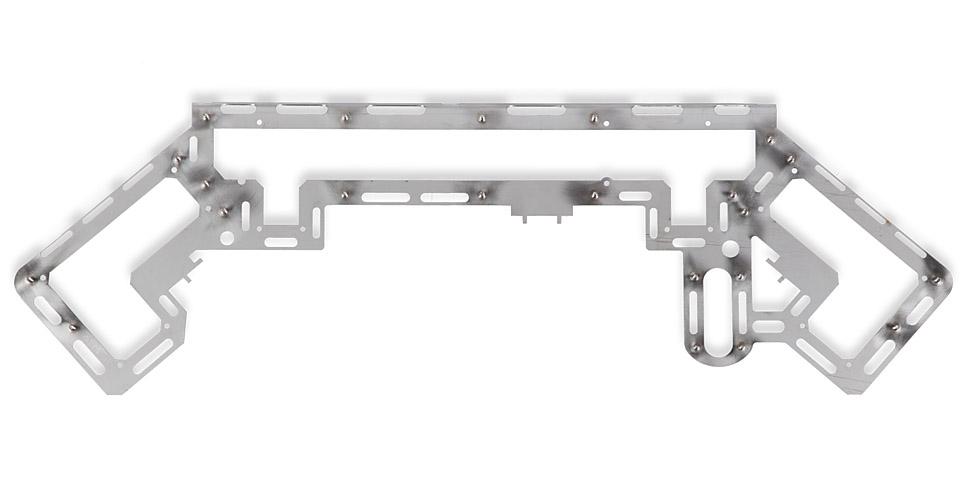 driver desk frame | Astromet