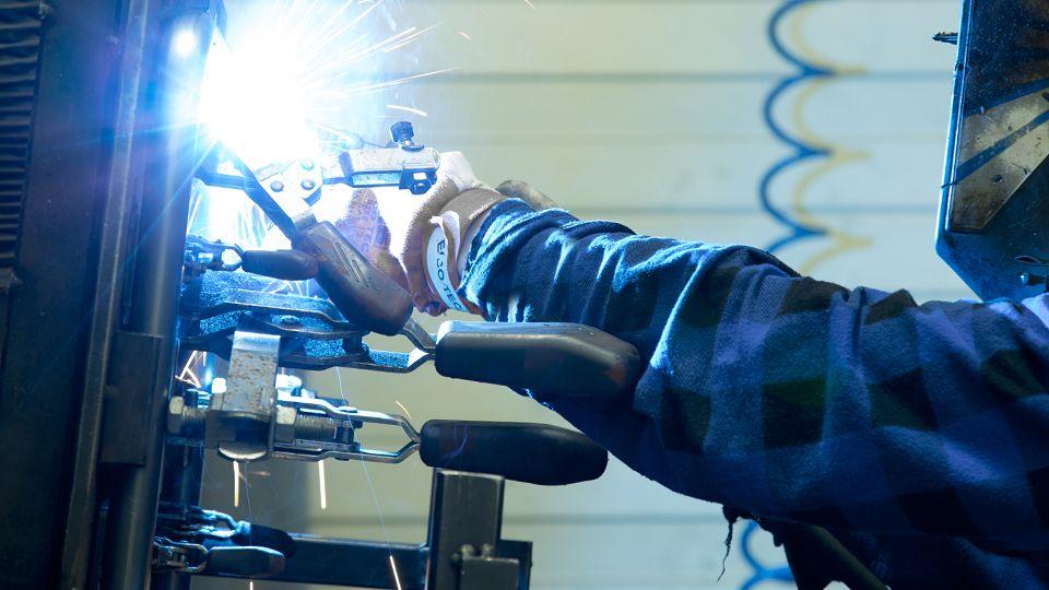 welding TIG i MIGMAG  Astromet   Leszno