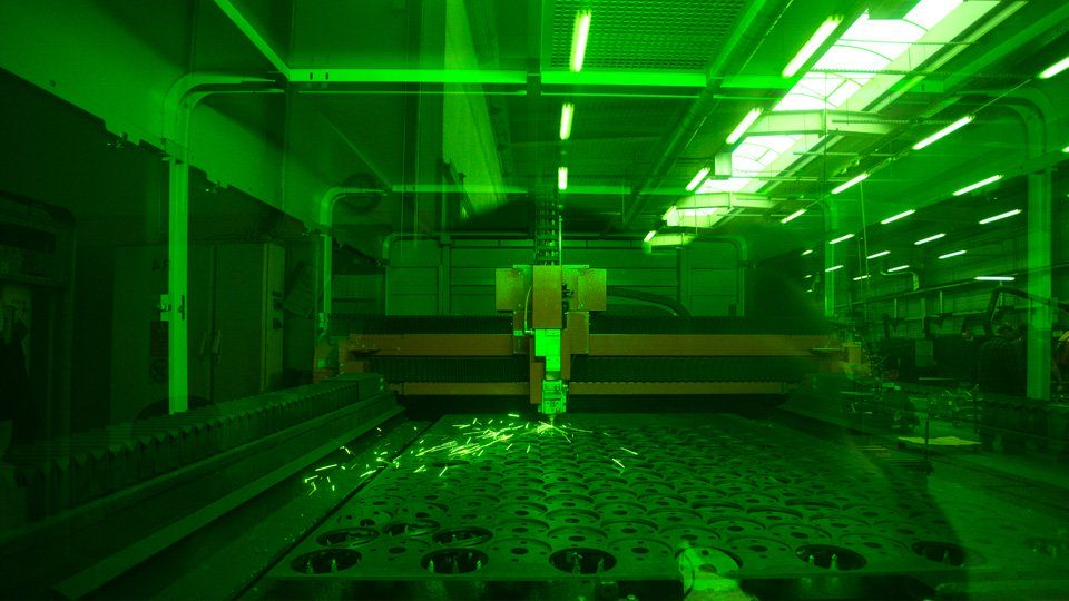cięcie laserem   Astromet   Leszno